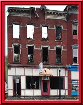 Fonda Ny Burnout Hotel Shell