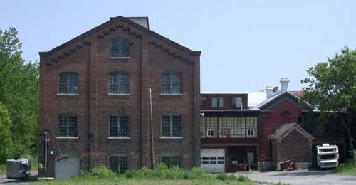 Kelloggs Amp Miller Linseed Oil Mills Amsterdam Ny